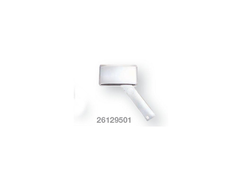 Kapesní lupa bikonvexní zv. 1,5x