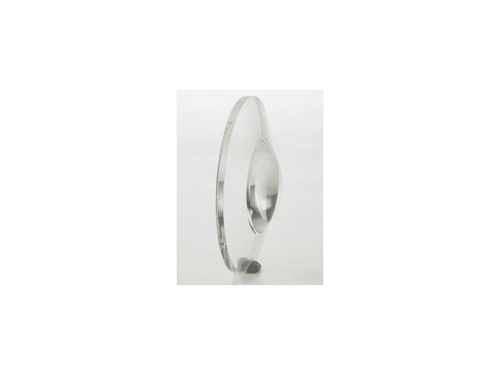 Čočka brýlová hyperokulární zv. 8x