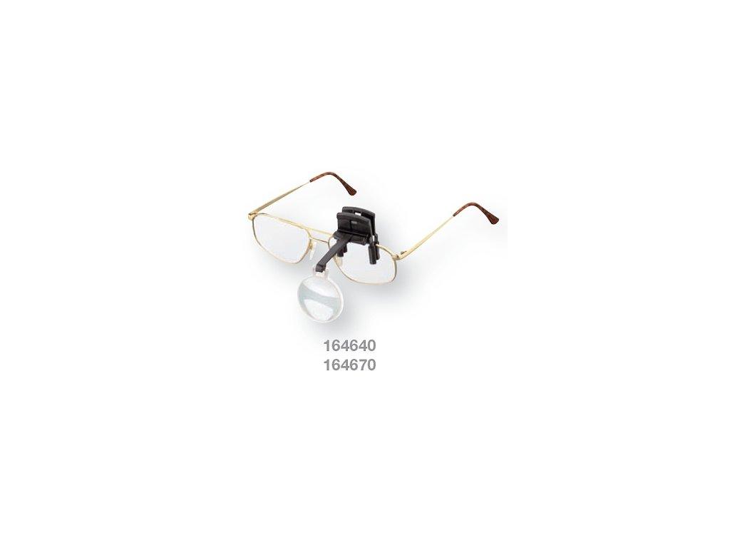 Lupový předvěs mono - labo clip zv. 4x
