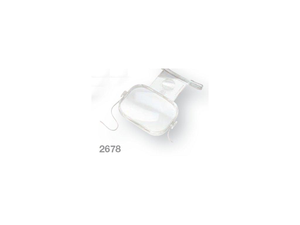 Vyšívací závěsná lupa zv. 2x/4x