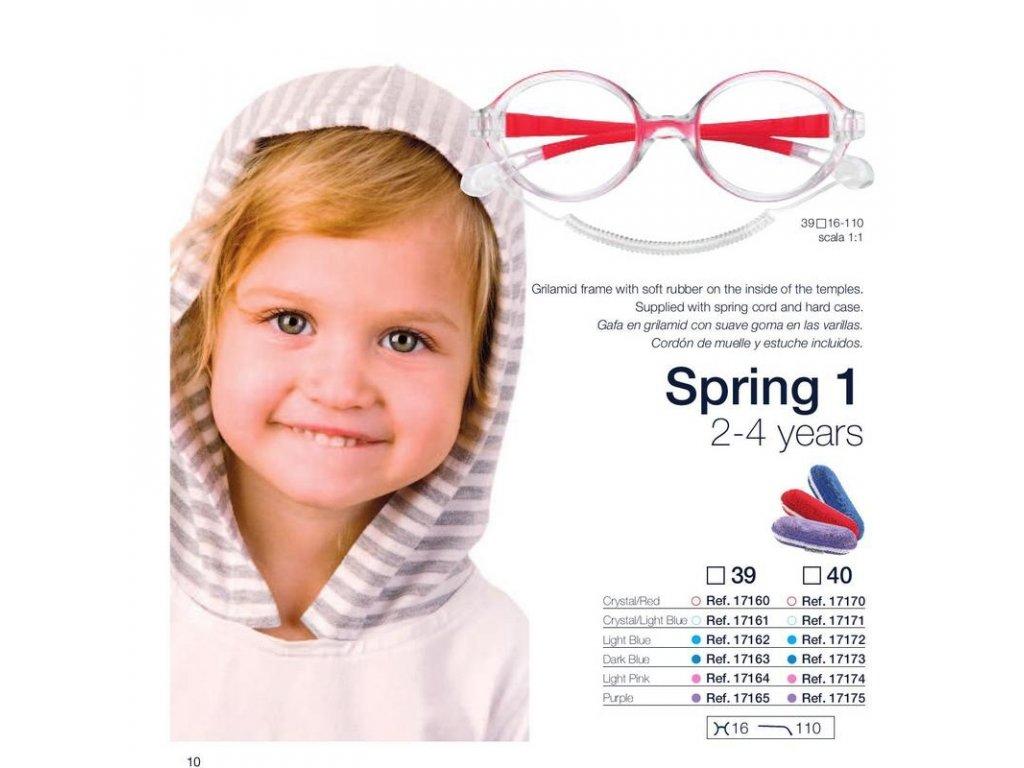 Dětské brýle Active Spring  1
