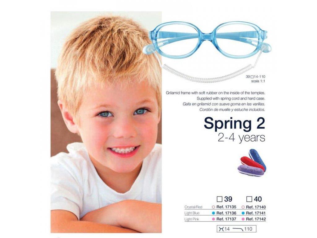Dětské brýle Active Spring  2