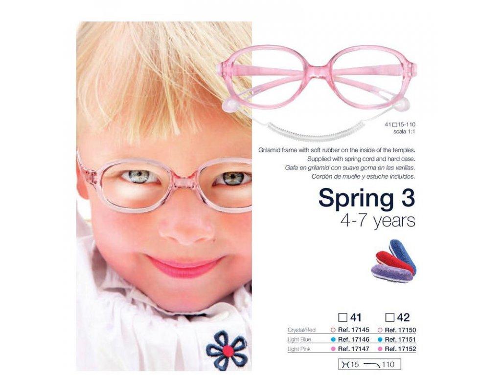 Dětské brýle Active Spring  3