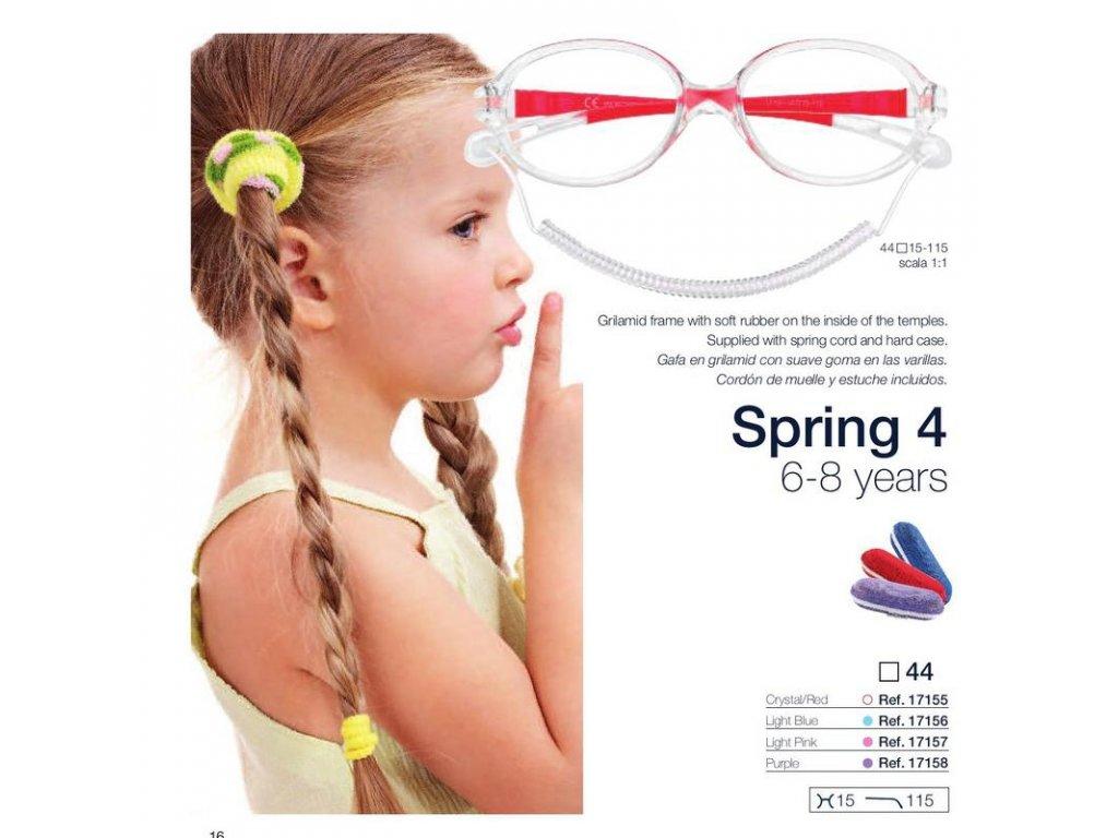 Dětské brýle Active Spring  5