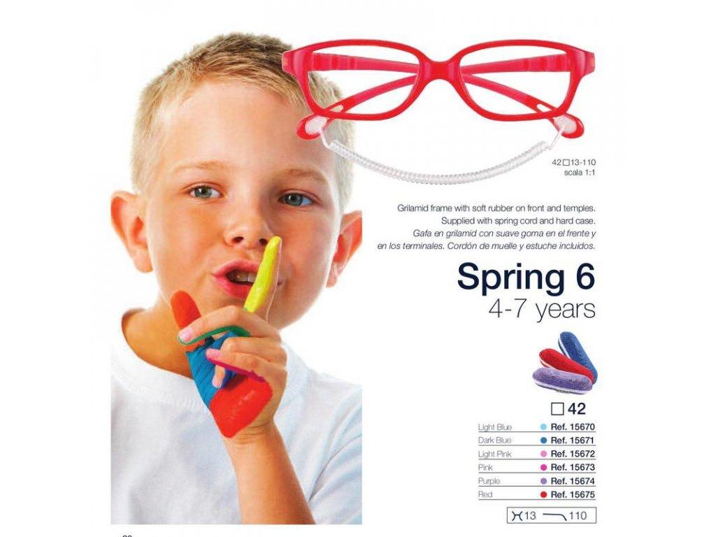 Dětské brýle Active Spring  6