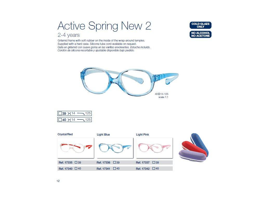 Dětské brýle Active Spring  2 NEW