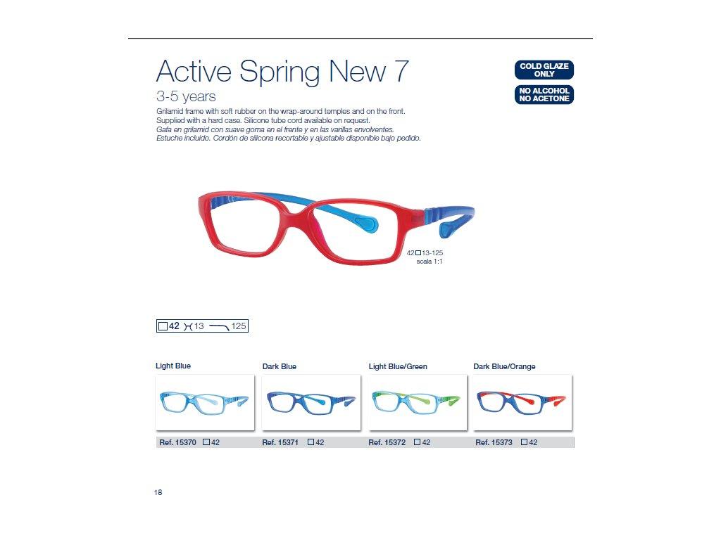 Dětské brýle Active Spring  7 NEW
