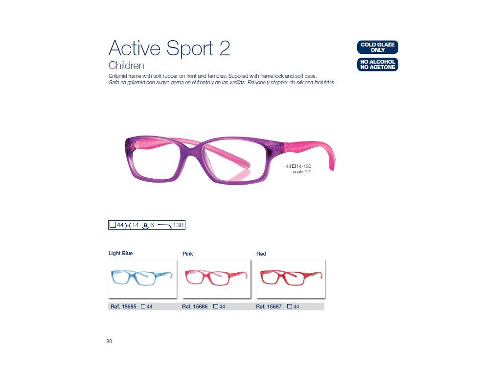 Dětské brýle Active Sport  2