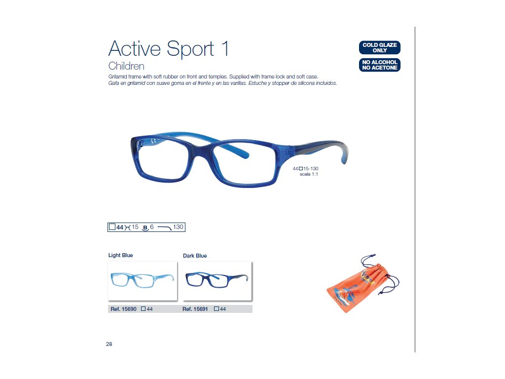 Dětské brýle Active Sport  1