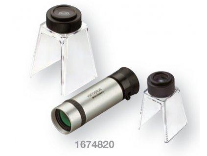 Prizmatický monokulár 8x20