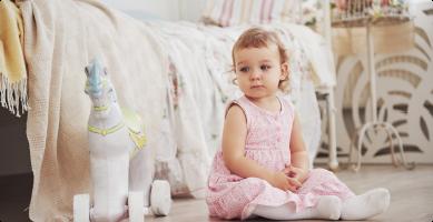 Aromaterapie vykouzlí příjemné prostředí nejen v dětském pokoji