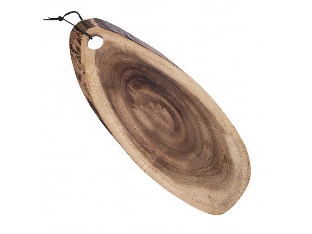 4253 krajeci prkenko z akacie delka cca 44 cm