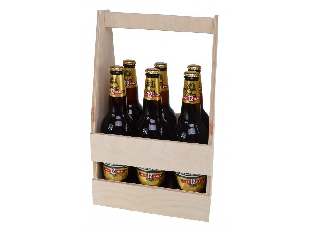 5117 1 nosic lahvi na 6 piv s rukojeti