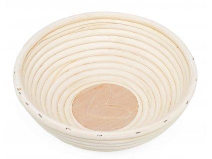3587 1 osatka na kynuti chleba kulata 21 cm se srdickem