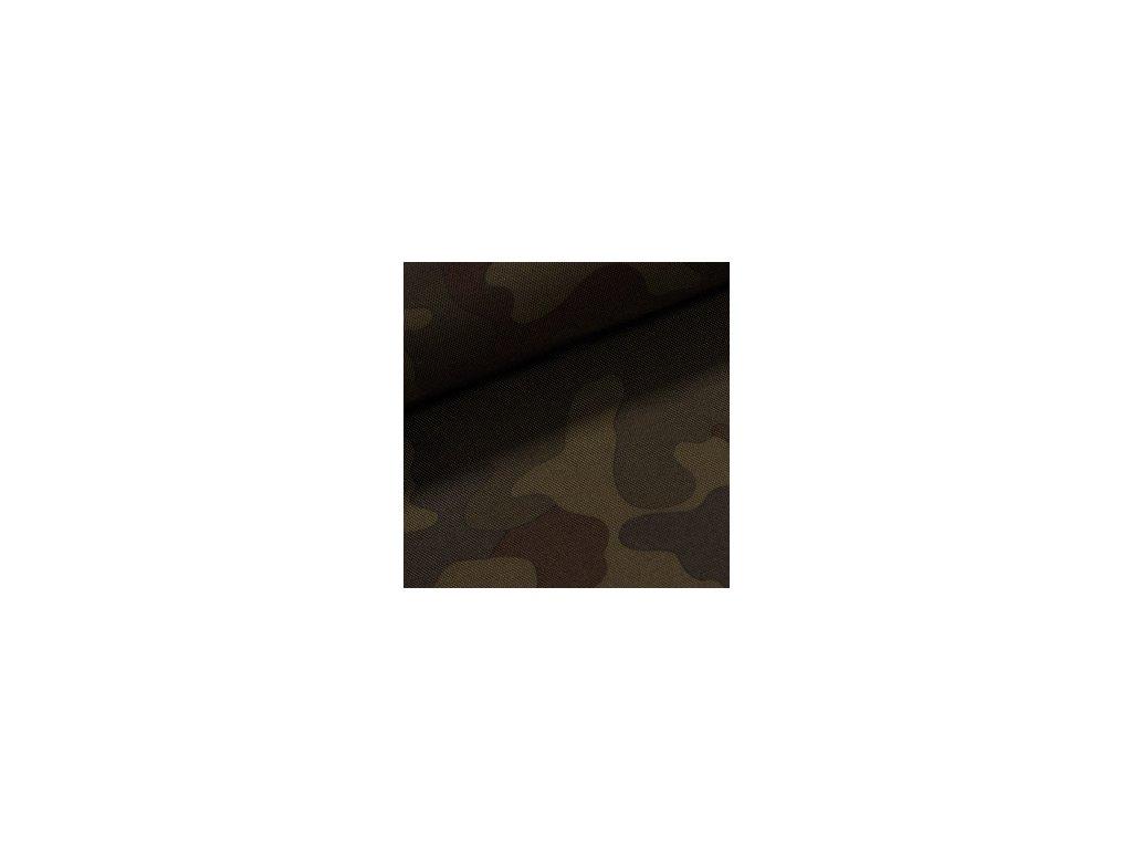 Kočárkovina metráž šíře 160 cm, nepromokavá látka, vzor MORA