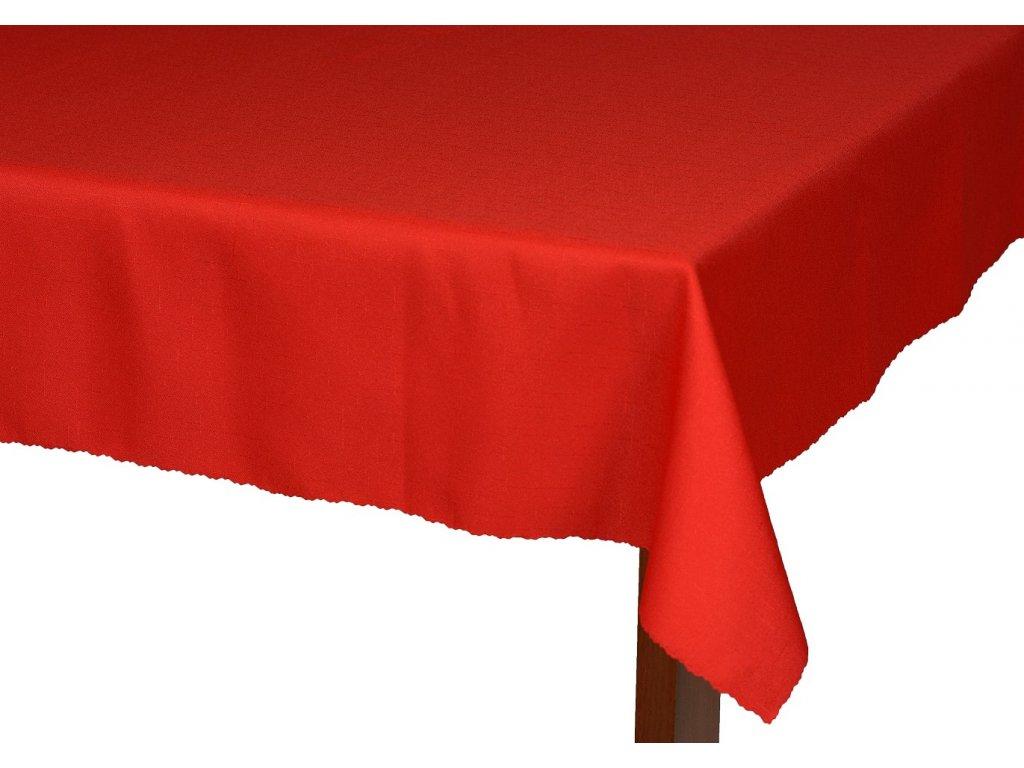 ubrus teflonový BA09 - červený