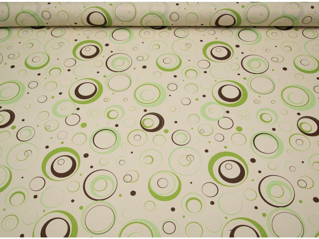 ubrus teflonový K03 - zelený