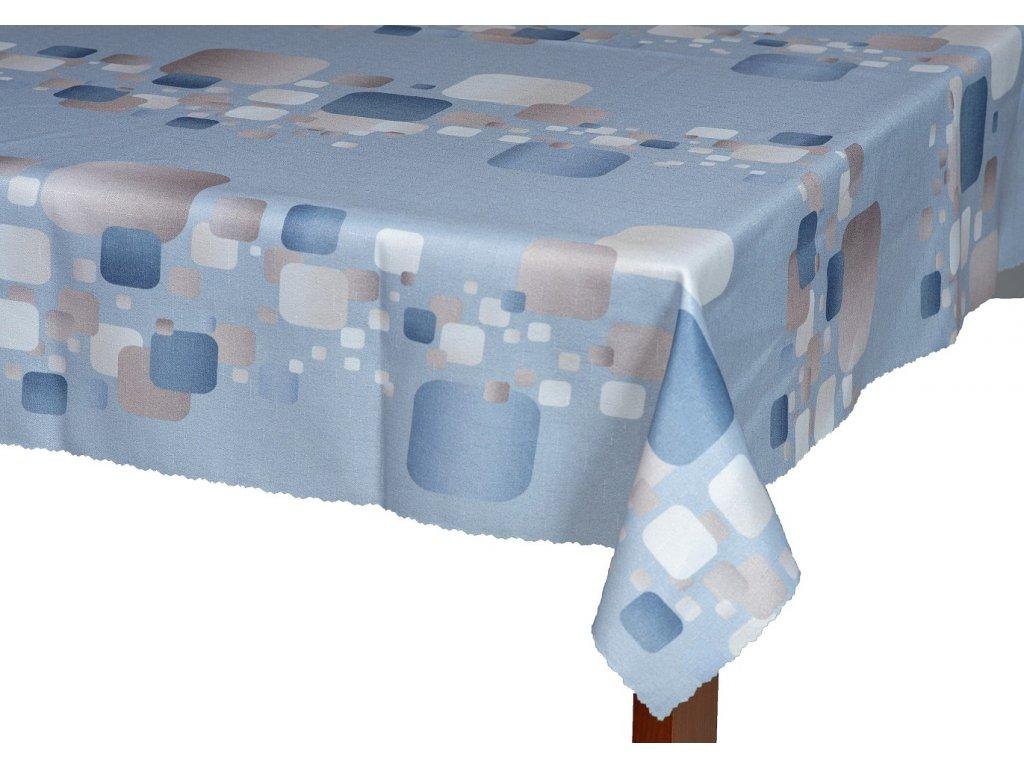 ubrus teflonový R02 - šedomodrý