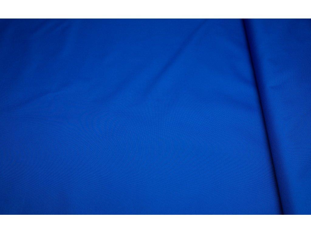 Kočárkovina metráž šíře 160 cm, nepromokavá látka - modrá