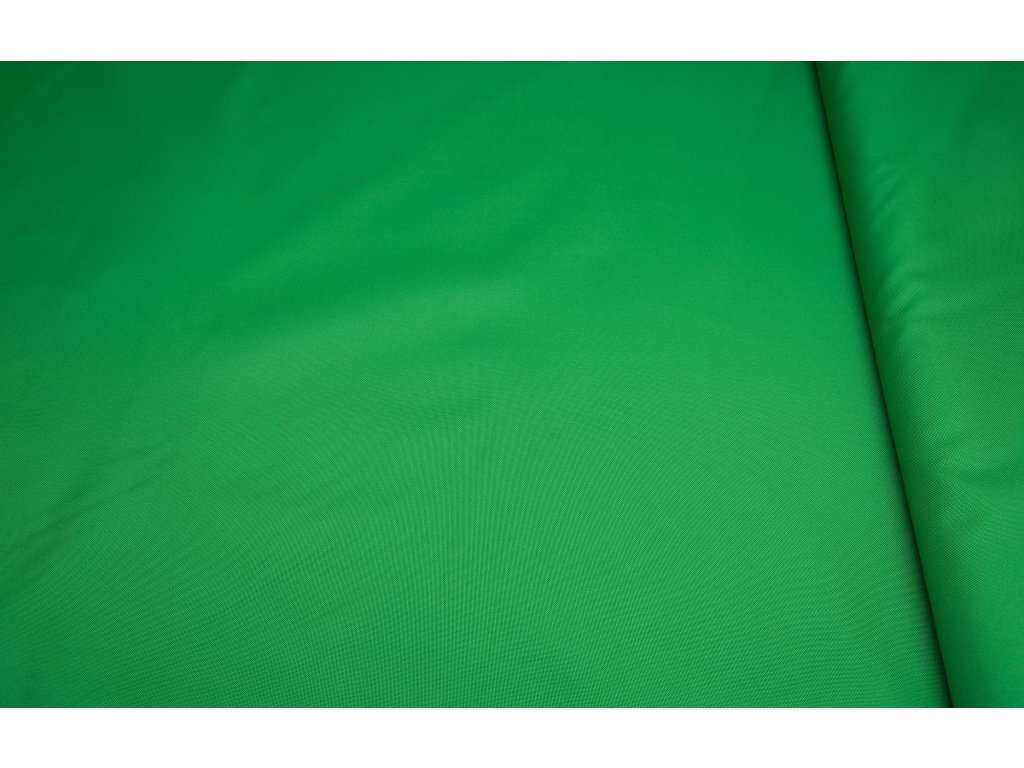 Kočárkovina š.160cm uni zelená 616 - vzorek