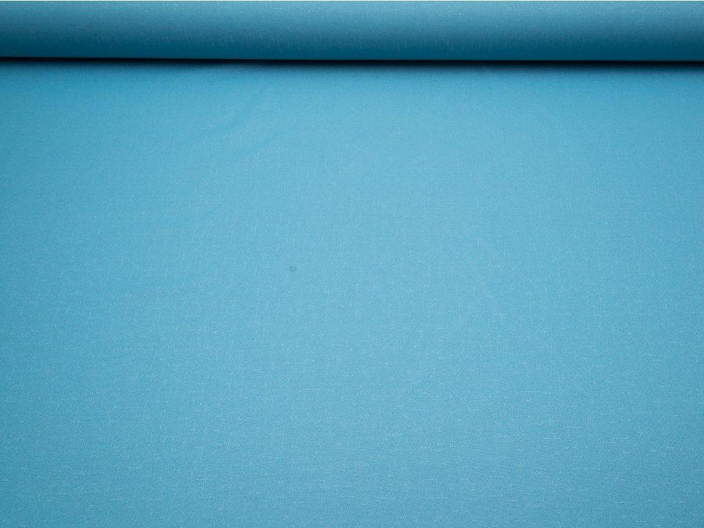 Nešpinivá látka světle modrá - vzorek
