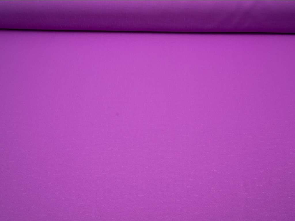 Nešpinivá látka fialová - vzorek