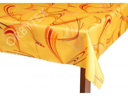 ubrus teflonový SP01 - žlutý