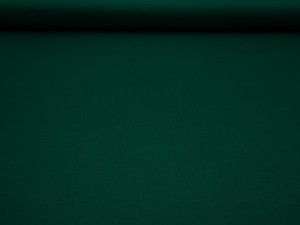 Látka s nešpinivou úpravou šíře 160 cm, oboustranná - zelená
