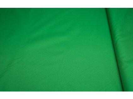 Kočárkovina metráž šíře 160 cm, nepromokavá látka - zelená
