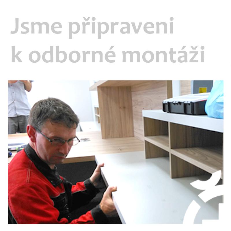 Zdravotnický nábytek - odborná montáž