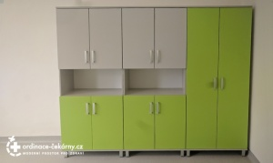 Zdravotnický nábytek do ordinace endokrinologie