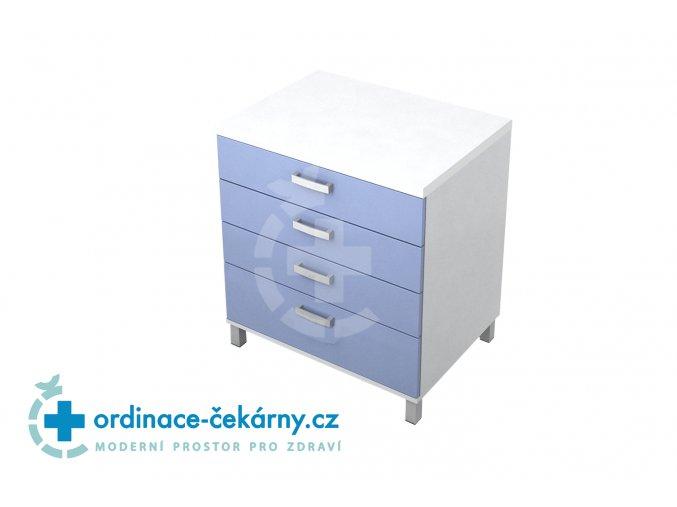 S209H Modrá