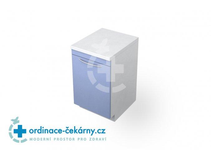 SZ001 Modrá