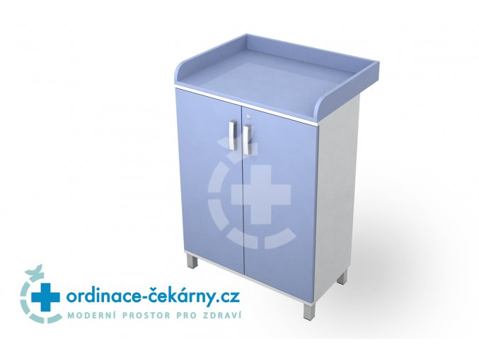 PP202 Modrý