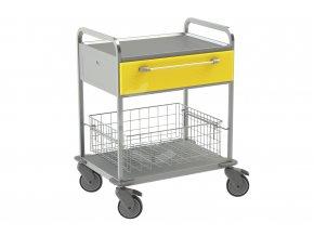 Nerezový vozík 2722