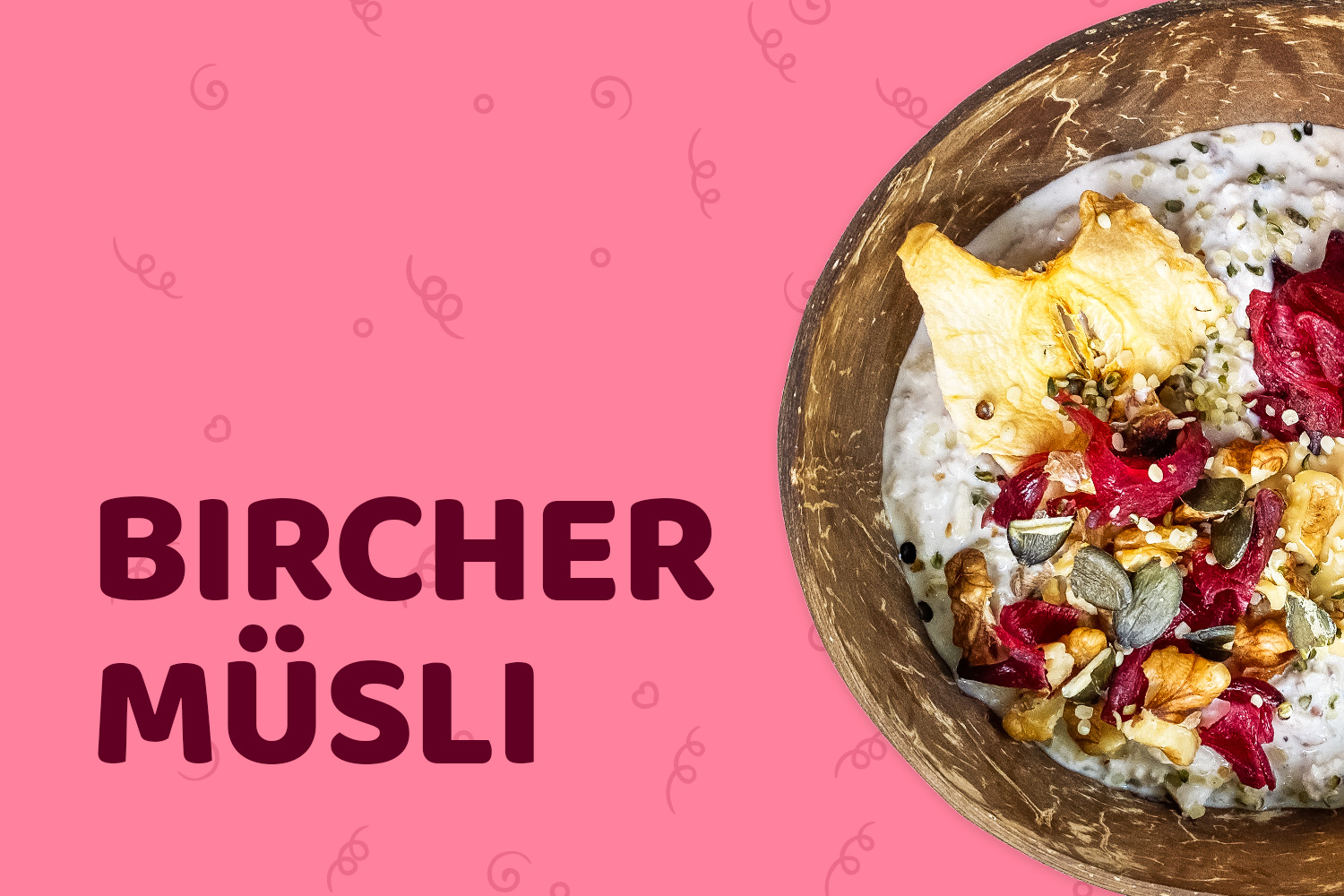 Bircher müsli - zdravá snídaně do 5 minut!