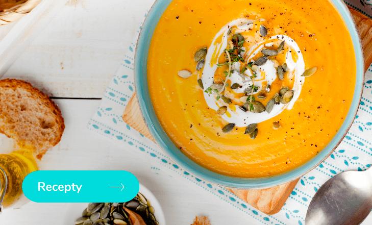 Nech se inspirovat recepty a tipy na našem blogu.
