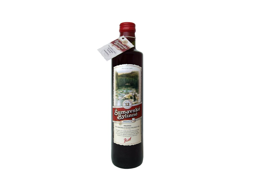 Kitl Šumavské bylinné 500 ml