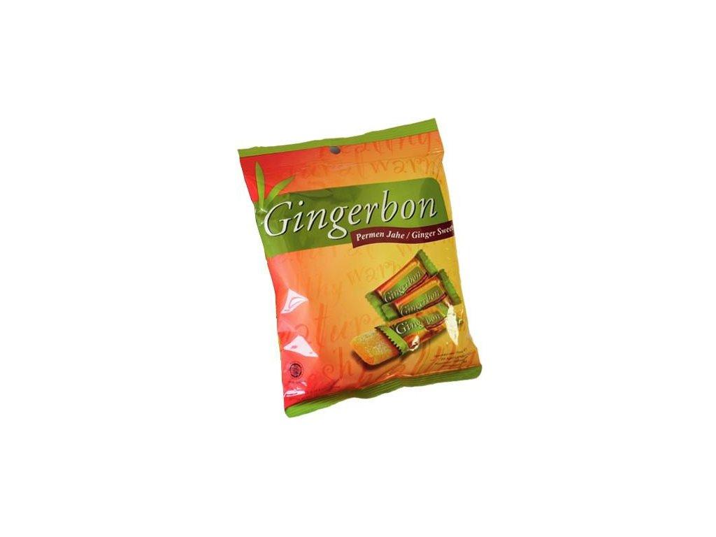 gingerbon bonbony se zazvorem 125 g
