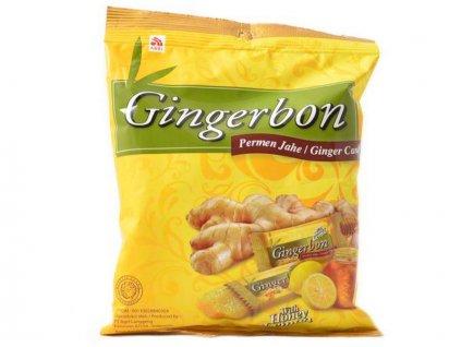 gingerbon honey lemon 125 g