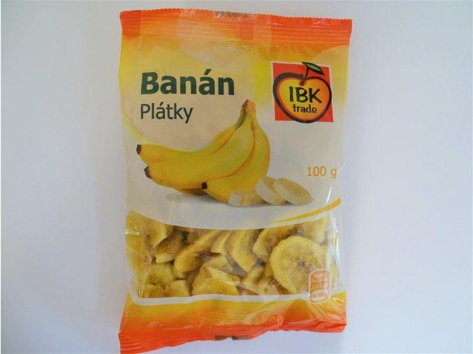 banán 100g