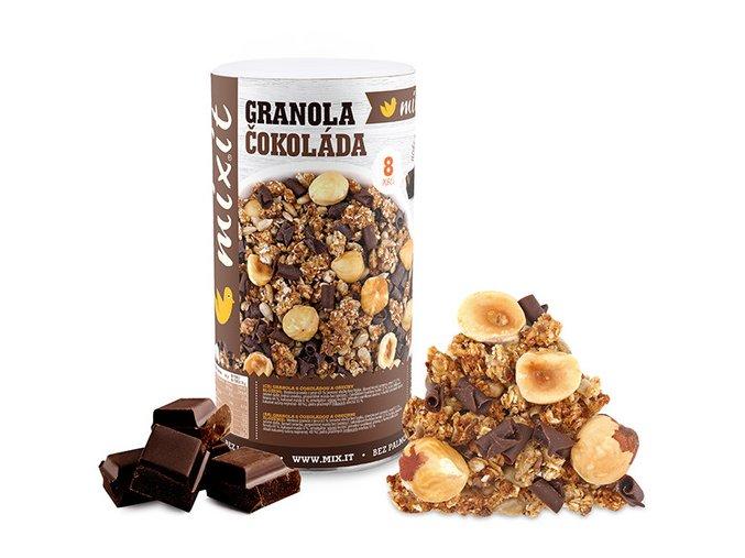 Granola z pece Čokolada