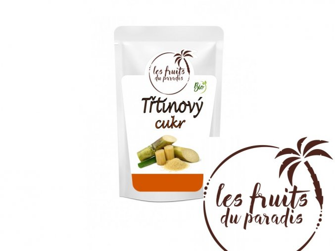 3965 trtinovy cukr bio sacek