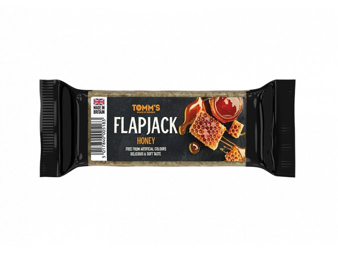 flapjack honey 2