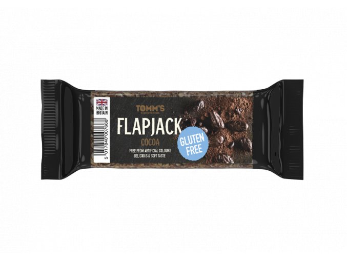 flapjack cocoa gluten free img