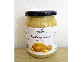 Arašídové máslo křupavé