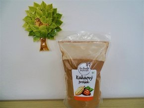 Kakaový prášek