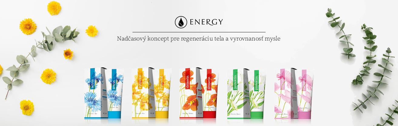 Energy Pentagram Regeneračné krémy