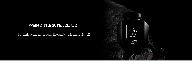 Welleco The Super Elixir Alkalizing greens dóza