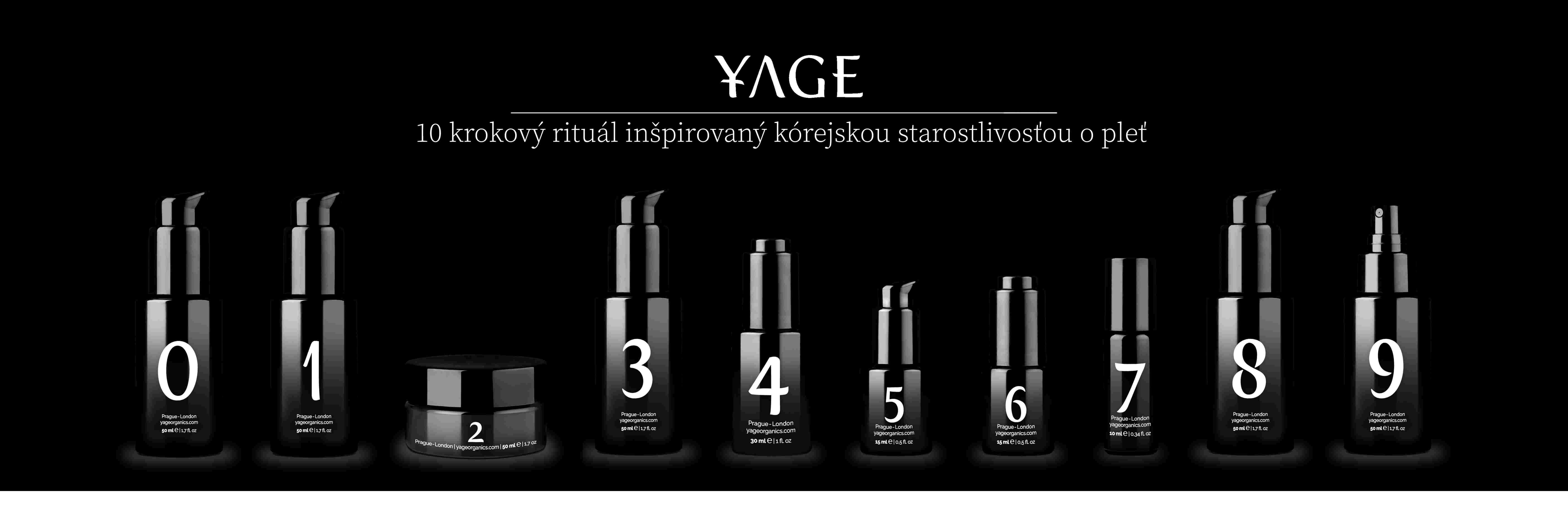 YAGE - 10 krokov ku kráse